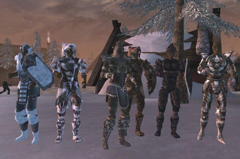 Bloodmoon Screenshots